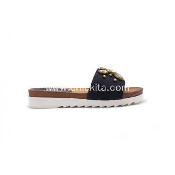 Good Quality,Best Quality for China Ladies Comfort Shoes,Comfortable Shoes,Comfortable Shoes For Women,Most Comfortable Shoes Factory Women's Comfort decoration  Sandals Summer Slippers supply to Italy Factories