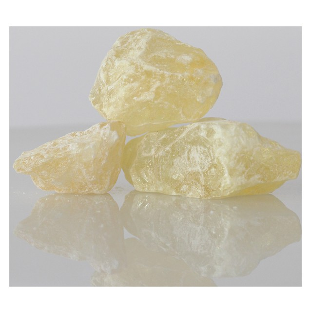 Yellow Lump Form Musk Ambrette Chunks