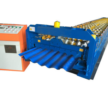 The Most Popular Roofing Corrugated Tile Forming Machine