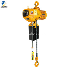 China for Small Portable Cranes KOIO 10 Ton Electric Chain Hoist supply to Japan Factory