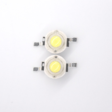 High Power 6000K White LED 110lm 350mA