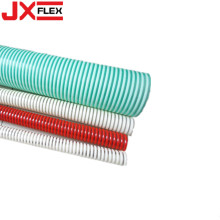 Wear Resistant PVC Flexible Helix Suction Hose