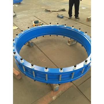 Dedicated ductile iron flange adaptor