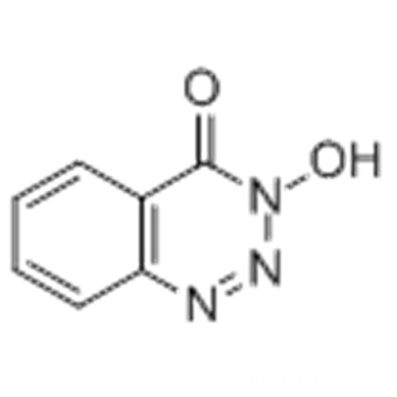 3-Hydroxy-1,2,3-benzotriazin-4(3H)-one CAS 28230-32-2