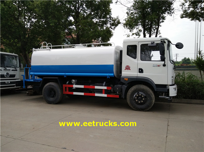 Dongfeng Water Road Tankers