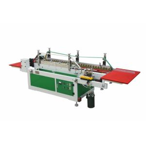 ZX-480N Semi-automatic plastic box folder gluer machine
