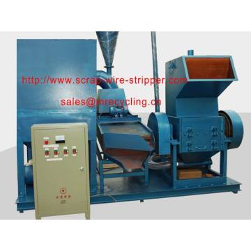 scrap tanso wire granulator