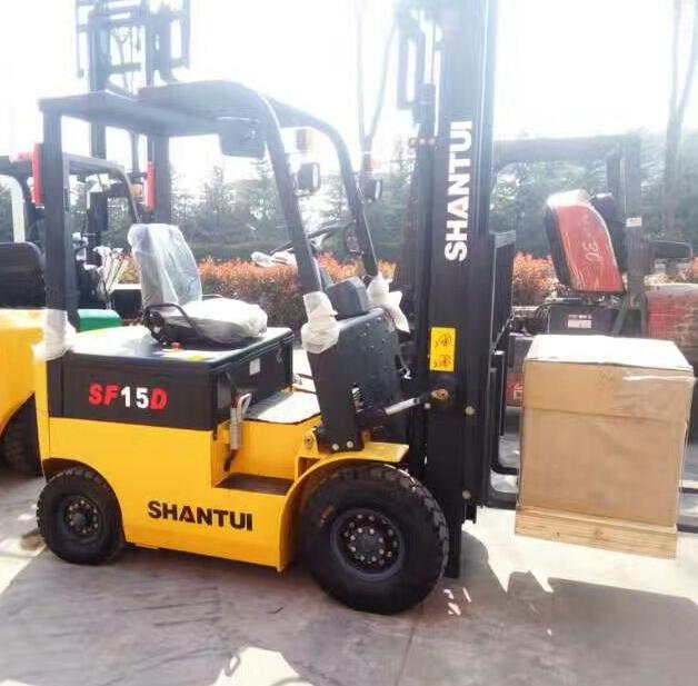 1 5 Ton Electric Fork Lifter