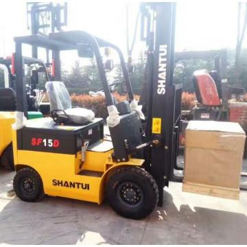 1.5 Ton Electric battery Forklift with DC Motor