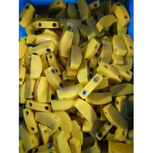 Factory provide nice price for Pu Urethane Elastic Buffers Seismic Isolating Buffer Damper supply to Yemen Manufacturer