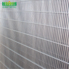 Galvanized Anti Climb 358 High Security Fence