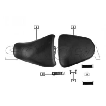 Seat for ZONGSHEN RX3 SPARE PARTS  TOP QUALITY