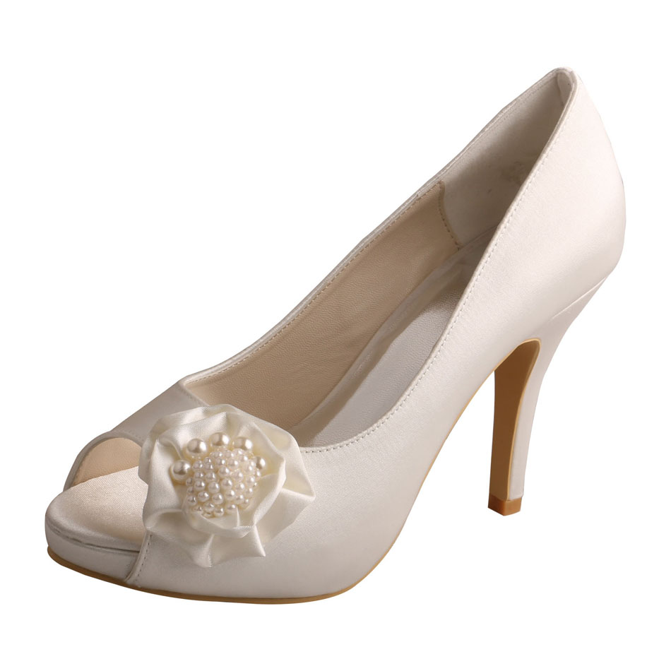 shoes for wedding bride
