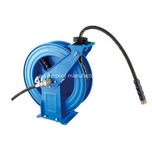 Portable Metal Automatic Air/Water Hose Reel