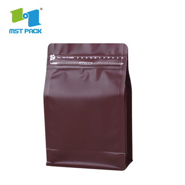Coffee Bags Foil Alumimnum Plastic Packaging Bags