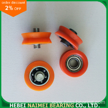 High Performance Sliding Door Nylon Pulley Wheel