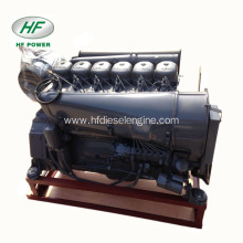 COMPLETE DEUTZ DIESEL ENGINE OF F6L912