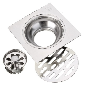 Bathroom Stainless Steel Floor Drain Grate Mould