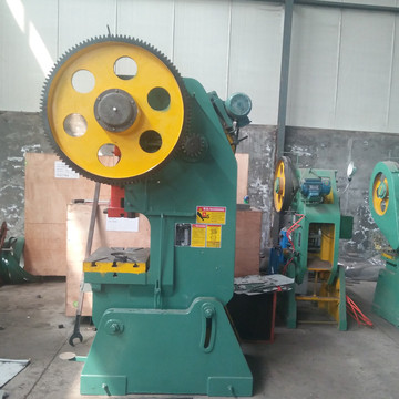 Metal Sheet Steel Hole Punching Machine