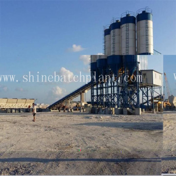 Big Cement Concrete Batching Plant