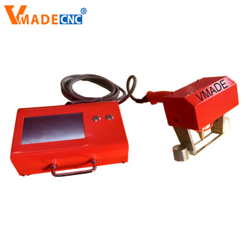 Pneumatic Metal Dot Peen Engraving Machine