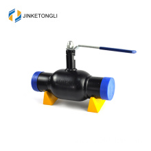 JKTL1W003 Gas Ball Valve with Fully Welded Body and Ends PN16 PN25