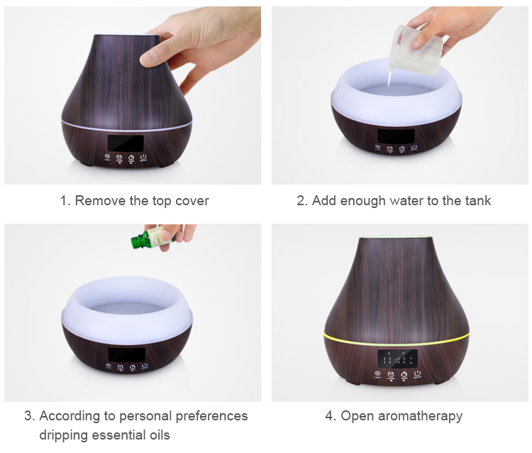 air humidifier purifier