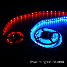 Leading for China factory of Indoor Led Strip, Outdoor Led Strip, Led Strip Blue Aluminum Extrusion Powered SMD3528 LED Strip Light export to Poland Factories
