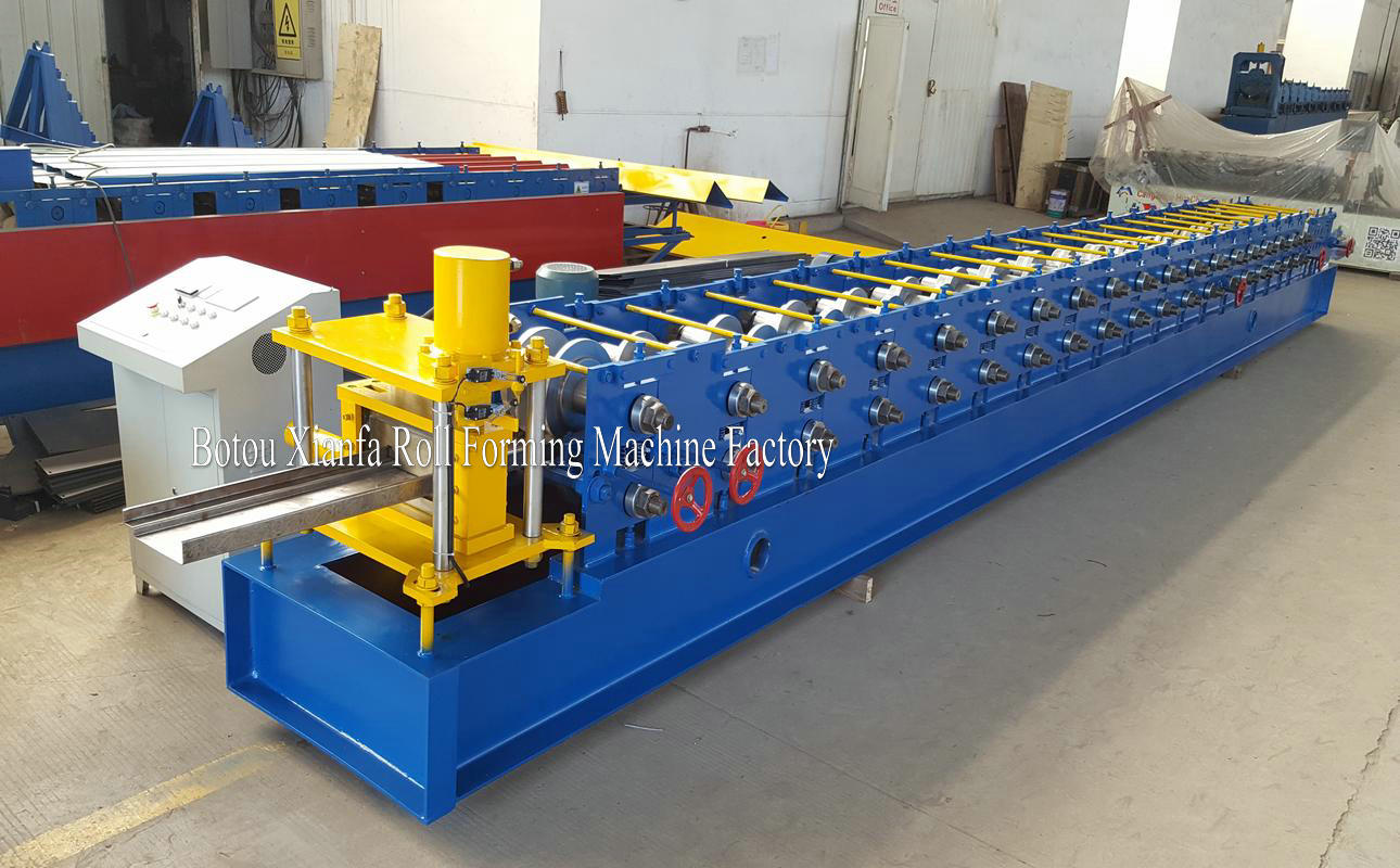 door frame rollformer machinery