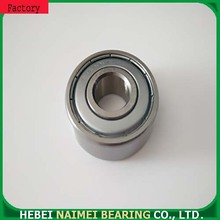 Ball bearings 6201ZZ single row motor bearings