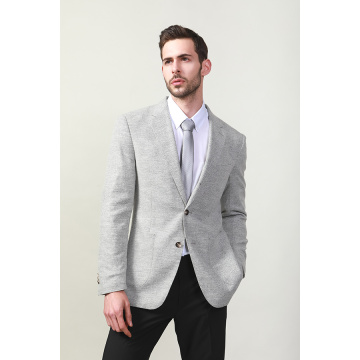 MEN'S WOVEN FORMAL BLAZER