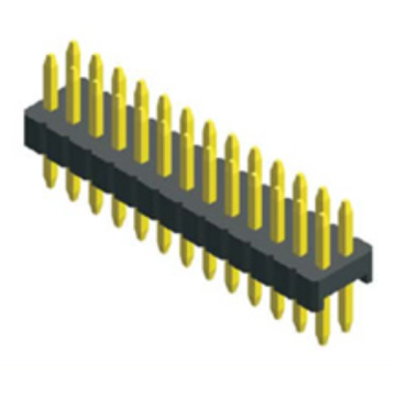1.27mm Pitch Pin Header Straight Type Dual Row