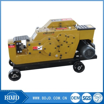GQ40/50 Reinforced rebar cutting machine for rebar splicing