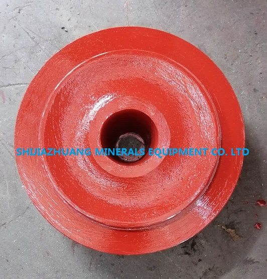 Slurry Pump Parts from Corrosion Resistant Material