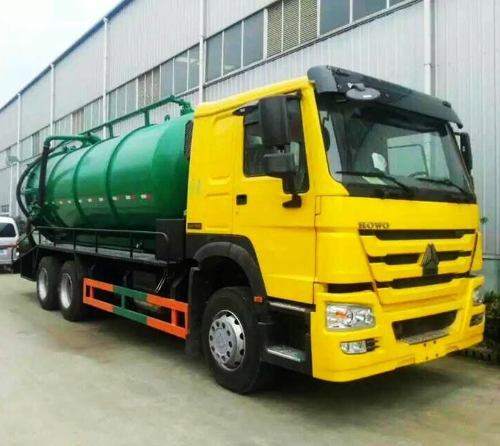 Howo Suction Truck