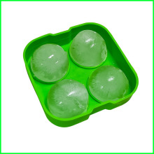 New Lego Ice Mold Silicone Ice Ball Tray