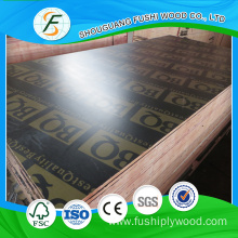 12mm Black Film Faced Plywood