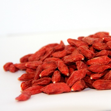 Size 580 Low Pesticide Goji Berry Tea