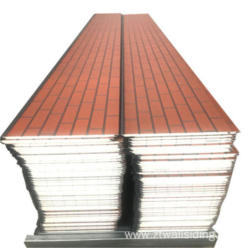 Pu Kompositpaneler Cladding Siding
