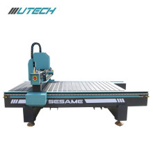 wood cnc router furniture engraving and pvc cutting