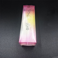 Customized Transparent Plastic PVC Lipstick Packaging Box