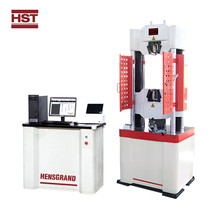 Lowest Price for Pull Test Machine Computerized electro-hydraulic universal testing machine supply to United States Factories