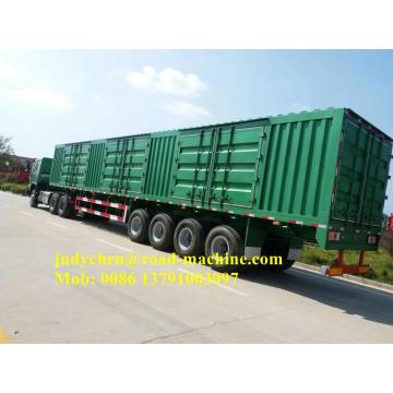 3 Axle 40T/60T Cargo Box Van Semi Trailer
