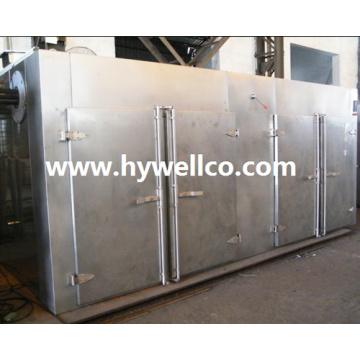 Herbal Powder Dryer-Hot Air Oven