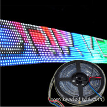 PriceList for for Dmx Controlled Led Strip DMX digital pixel flexible strip outdoor IP65 supply to United States Exporter