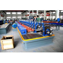 Factory best selling for Leading supplier of Welded Pipe Machine, Down Pipe Bender, Welded Pipe Mill in China Straight seam high frequency ERW pipe mill/tube mill export to South Africa Manufacturers