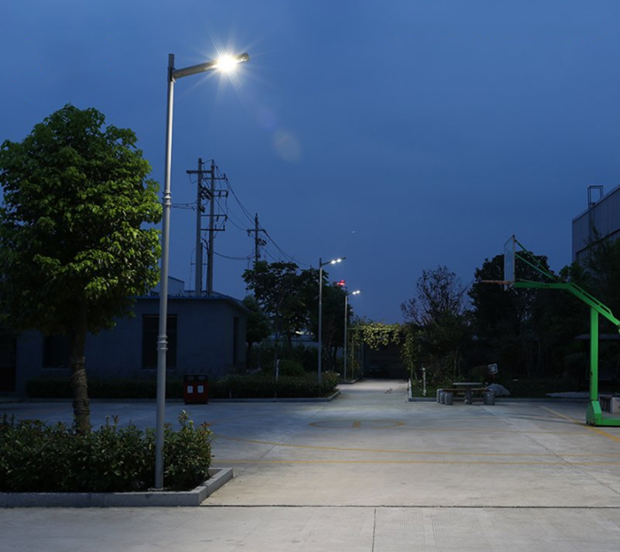 Solar Street Lights Parking Lot Lighting