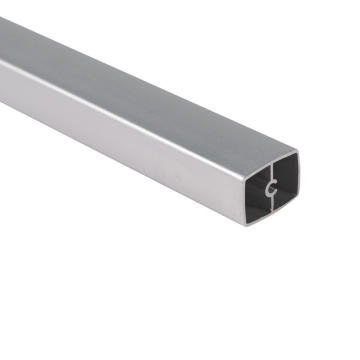 Aluminum Extrusion Anodized Square Profile