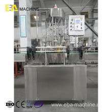 High reputation for China Can Filling Machine,Bottle Filling Machine,Glass Bottle Filling Machine Manufacturer and Supplier 18 Heads Tin-Can Negative Pressure Filling Machine supply to South Africa Wholesale