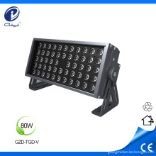 High bright rectangle outdoor flood light led